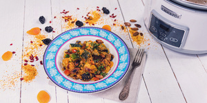 Tagine vegan