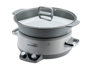 Slow Cooker 6.0L DuraCeramic Sauté
