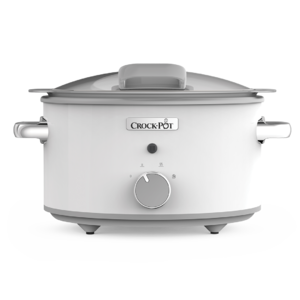 Slow cooker 4.5L DuraCeramic Hinged Lid Sauté Crock-Pot