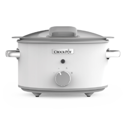 Slow cooker 4.5L DuraCeramic Hinged Lid Sauté