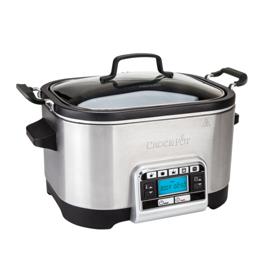 Bread Maker & Slow & Multicooker Digital 5.6L  Crock-Pot