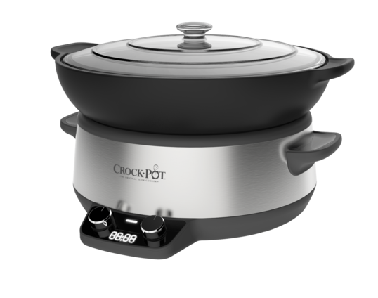Slow cooker 6L Digital Sauté Crock-Pot