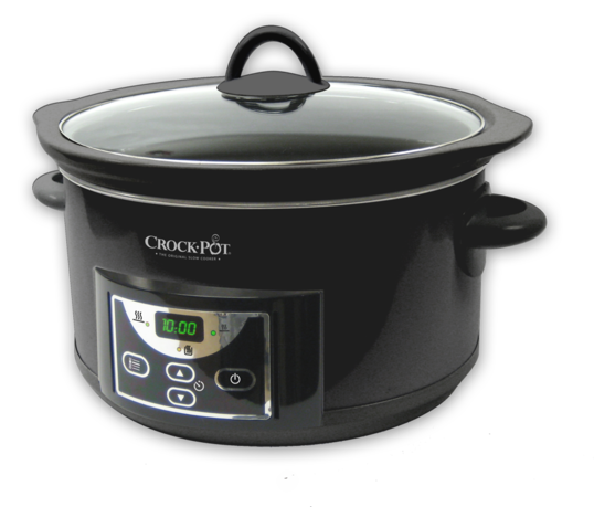 Slow Cooker 4.7L Digital