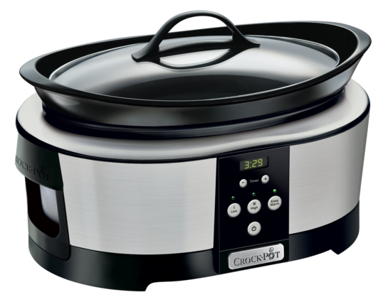 Slow Cooker 5.7L Digital