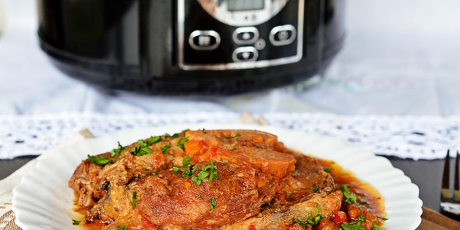 Reteta osso Buco la Slow Cooker Crock-Pot 4.7L Digital by dulciurifeldefel.ro