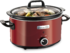 Slow cooker 3.5L Manual Red